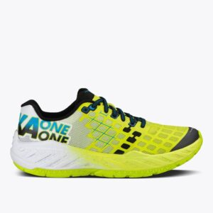 Hoka Clayton - Citrus White